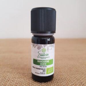 huile essentielle mandarine verte